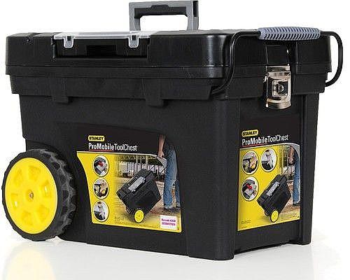 מודרני ארגז כלים הרקולס גלגלים STANLEY | ארגזי כלים | כלי עבודה ידניים CY-58
