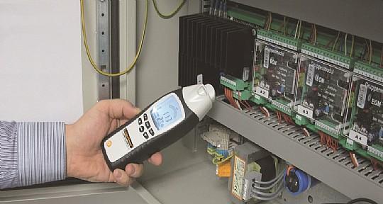 מאוד גלאי חוטי חשמל Laser Liner Cable Tracer PRO | מודדי מתח | כלי XR-79