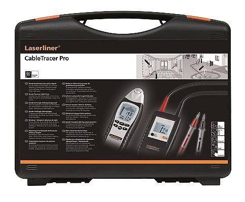 הגדול גלאי חוטי חשמל Laser Liner Cable Tracer PRO | מודדי מתח | כלי NJ-04