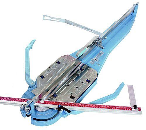 מקורי מכונת חיתוך קרמיקה Sigma CM.128 | חיתוך אריחים | כלי עבודה ידניים FW-68